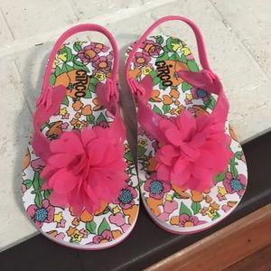 Never worn! Circo sandals 9/10